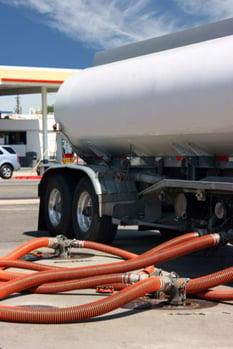 filling tanker
